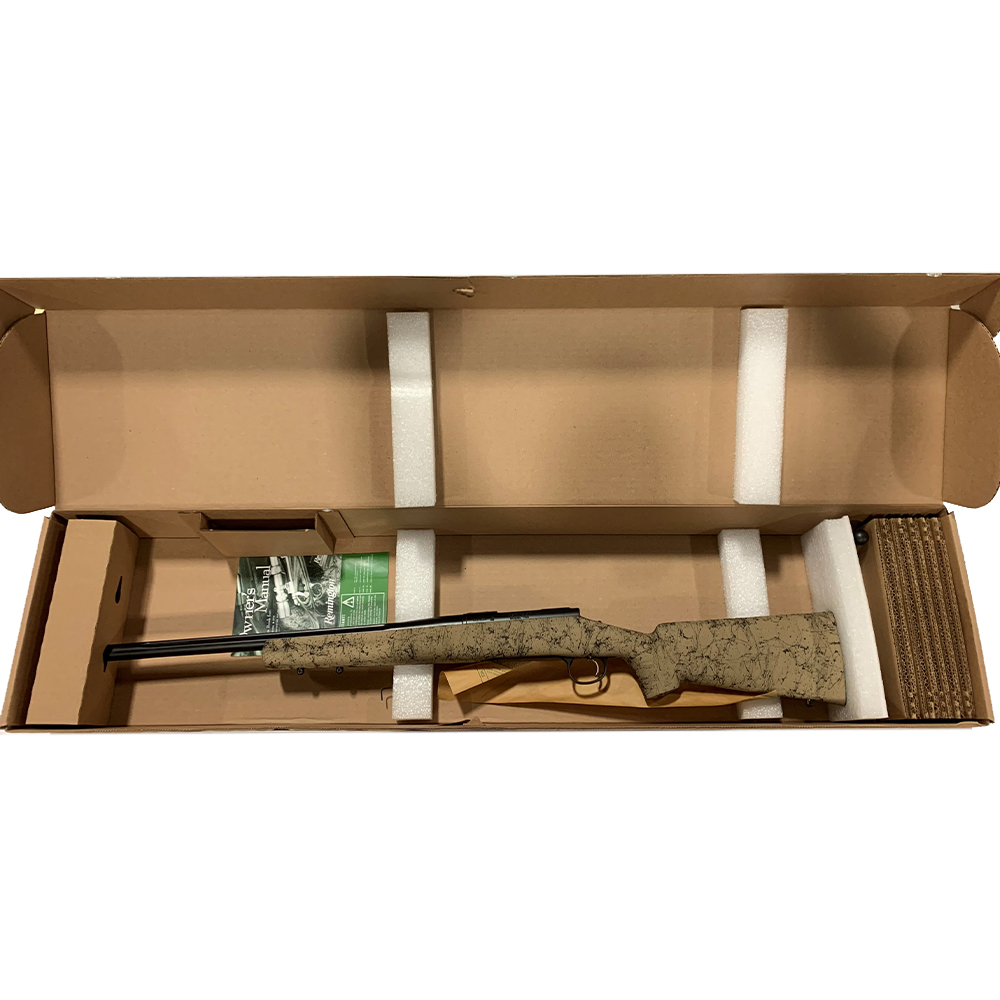 Used Remington 700 SPS Threaded Barrel Centerfire Rifle, .308 Win thumbnail