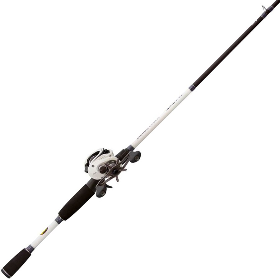 "Lew's Tournament Carbon SLP Baitcast Combo, 6'10"", RH, Medium Heavy"