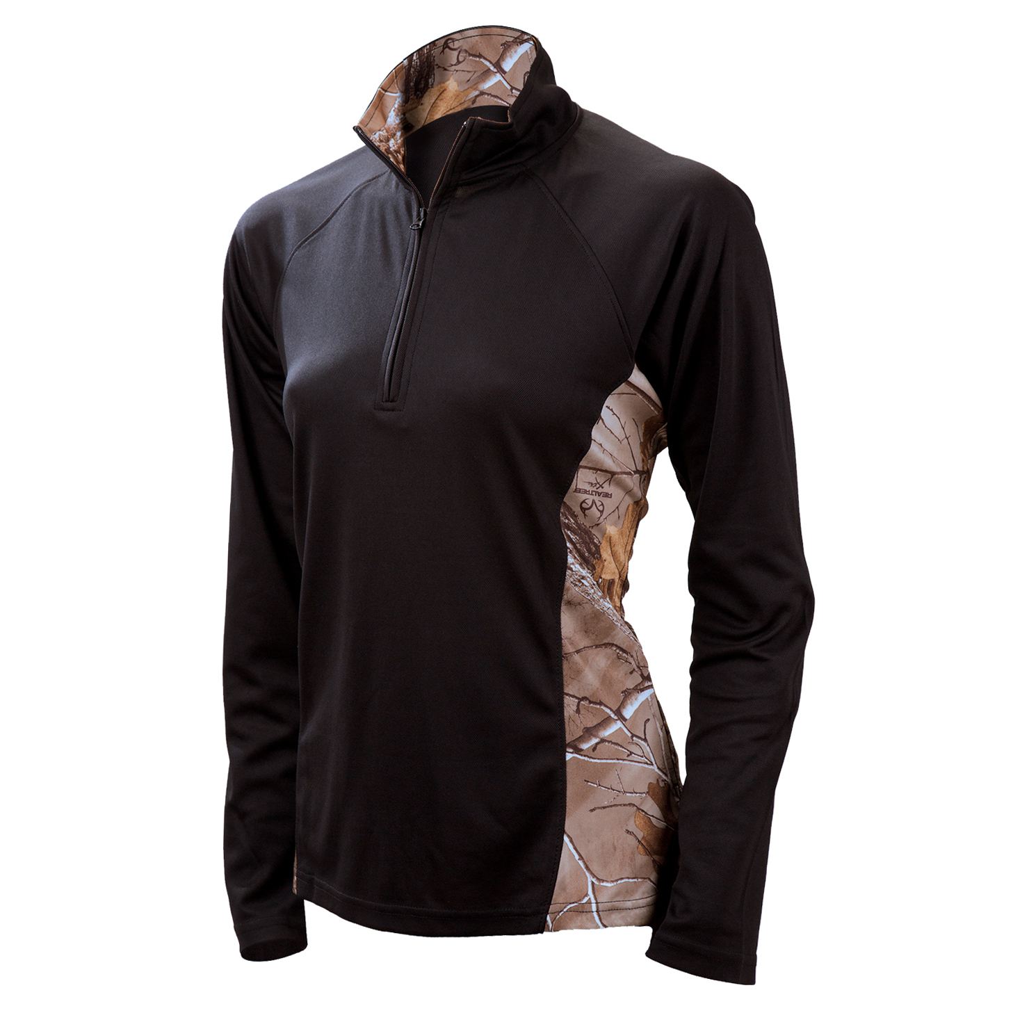 Gamehide Women's Trail Breaker Quarter-Zip Pullover