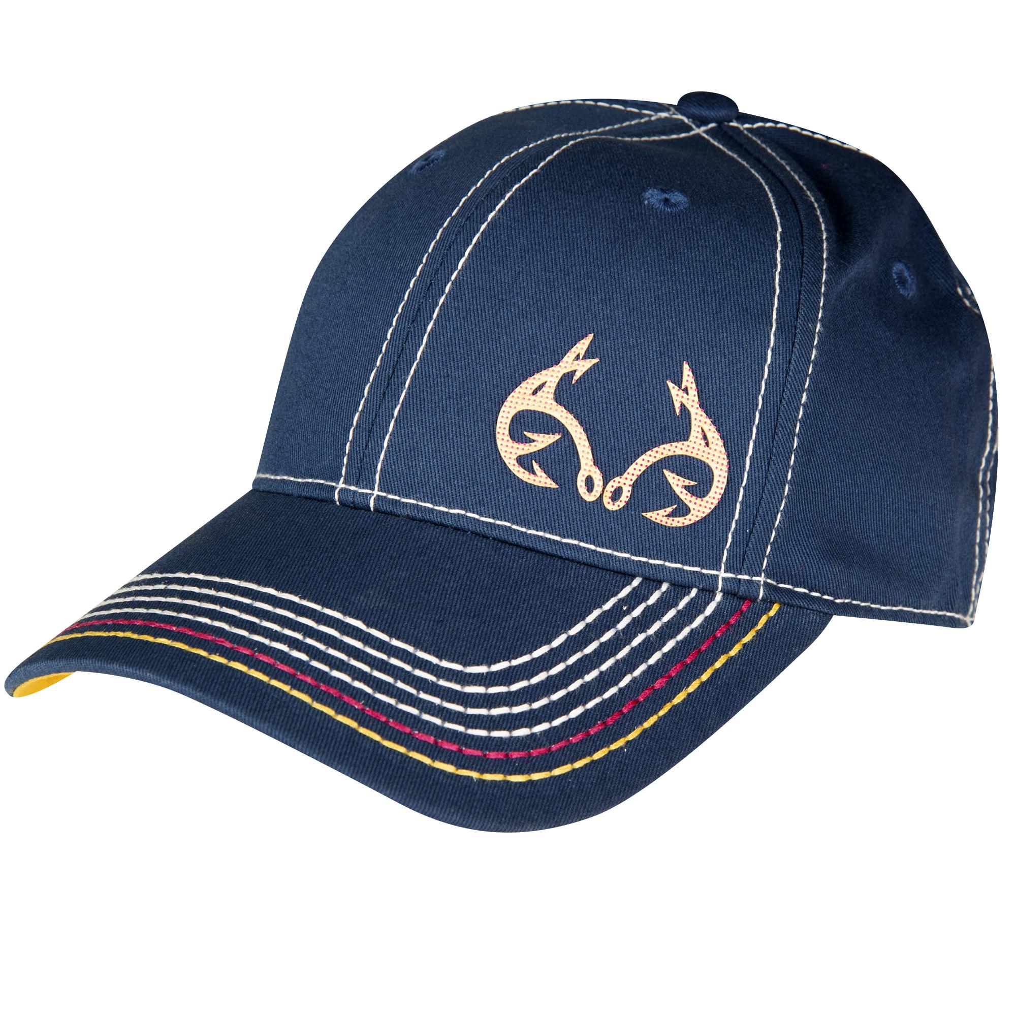 Realtree Women's Antlers Logo Fishing Hat