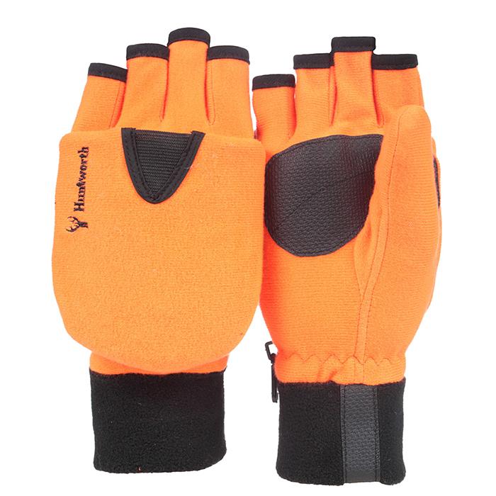 Huntworth Men's Classic Pop-Top Hunting Glove