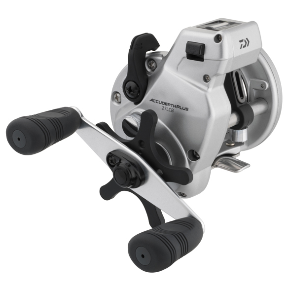 Daiwa AccuDepth Plus-B Line Counter Trolling Reel