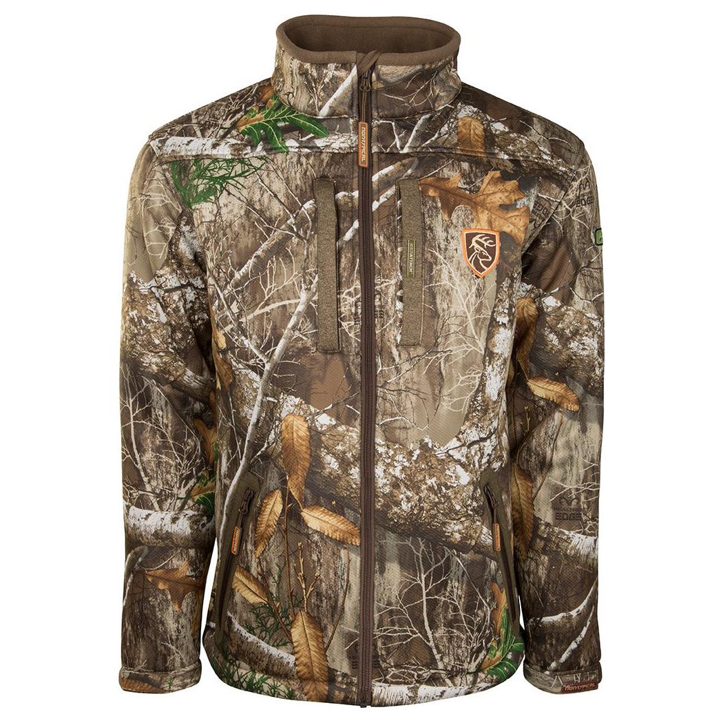 Drake Waterfowl Men's Silencer Full-Zip Jacket with Agion Active XL