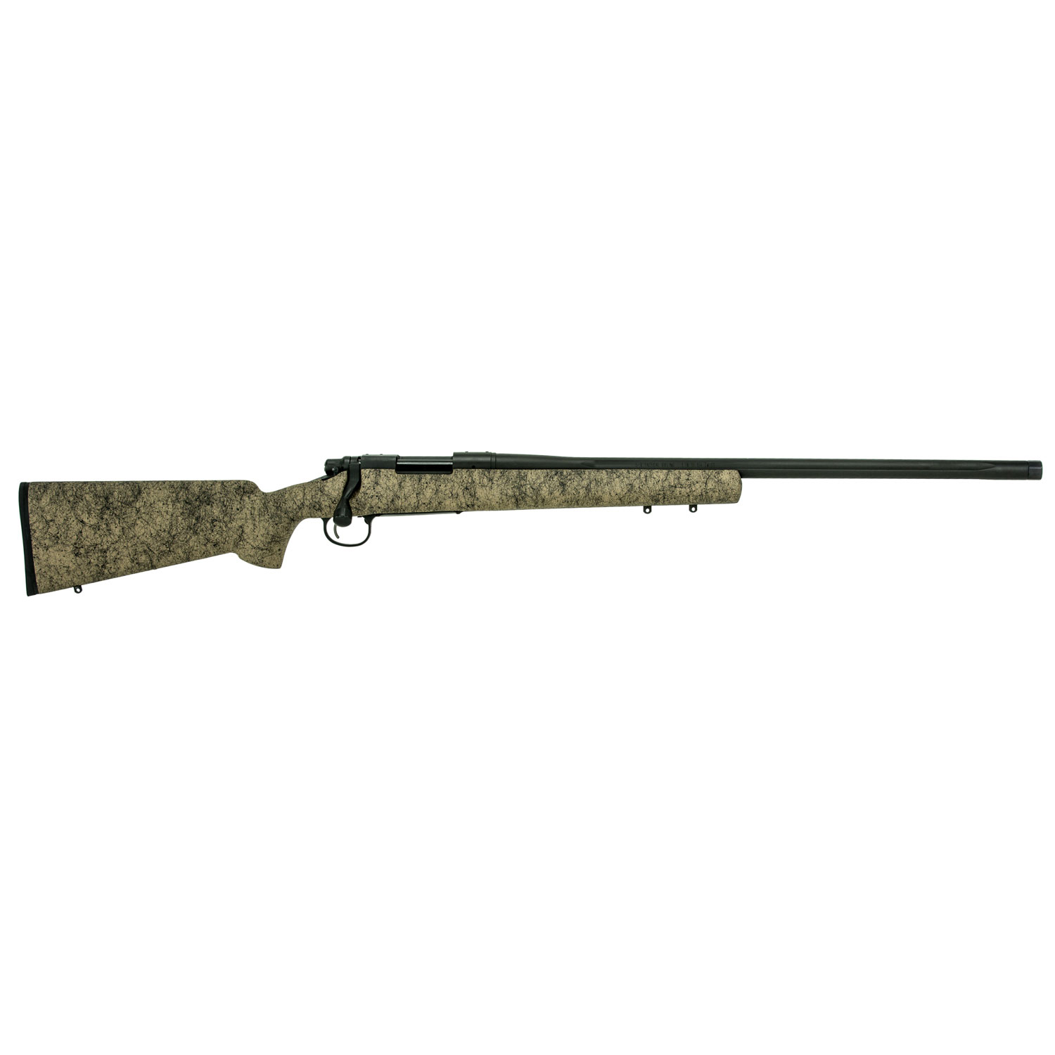 Remington 700 5R Gen 2 Sand Centerfire Rifle, .308 Win, 24″ BBL