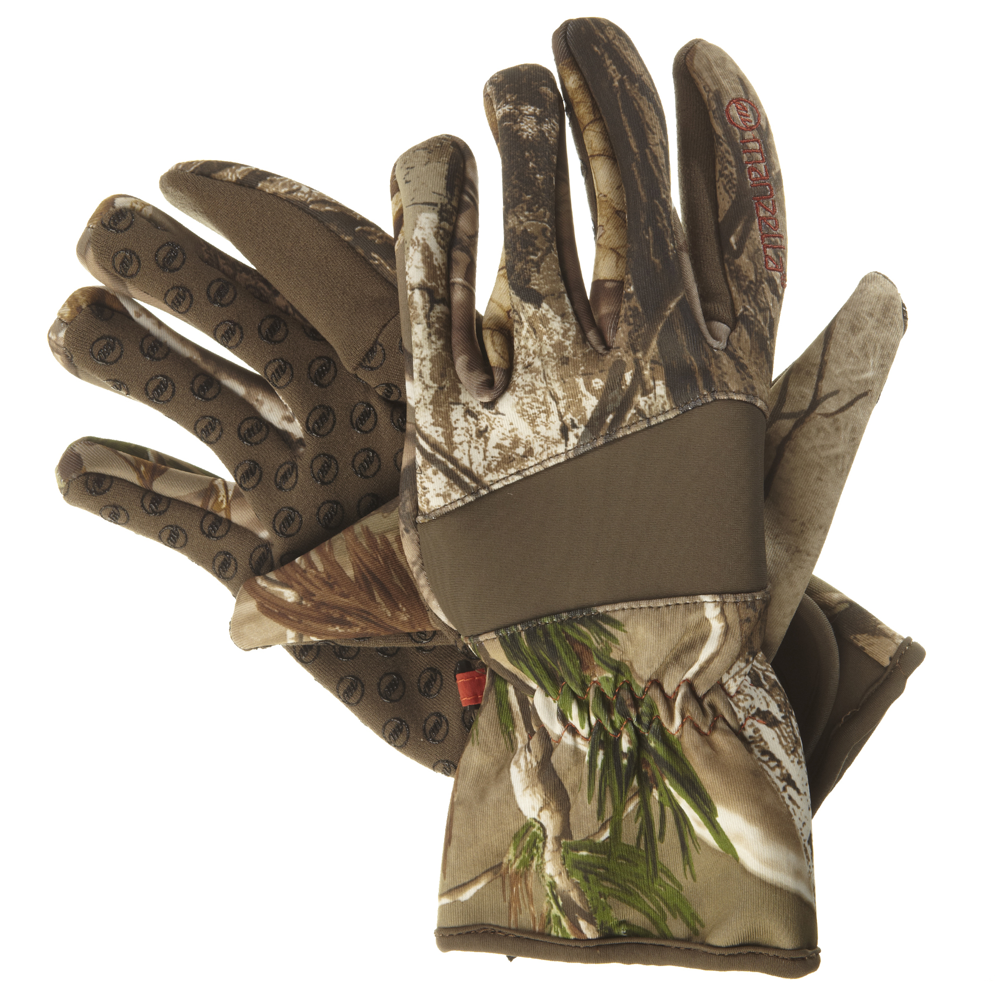 Manzella Men's Whitetail ST TouchTip Bowhunting Glove