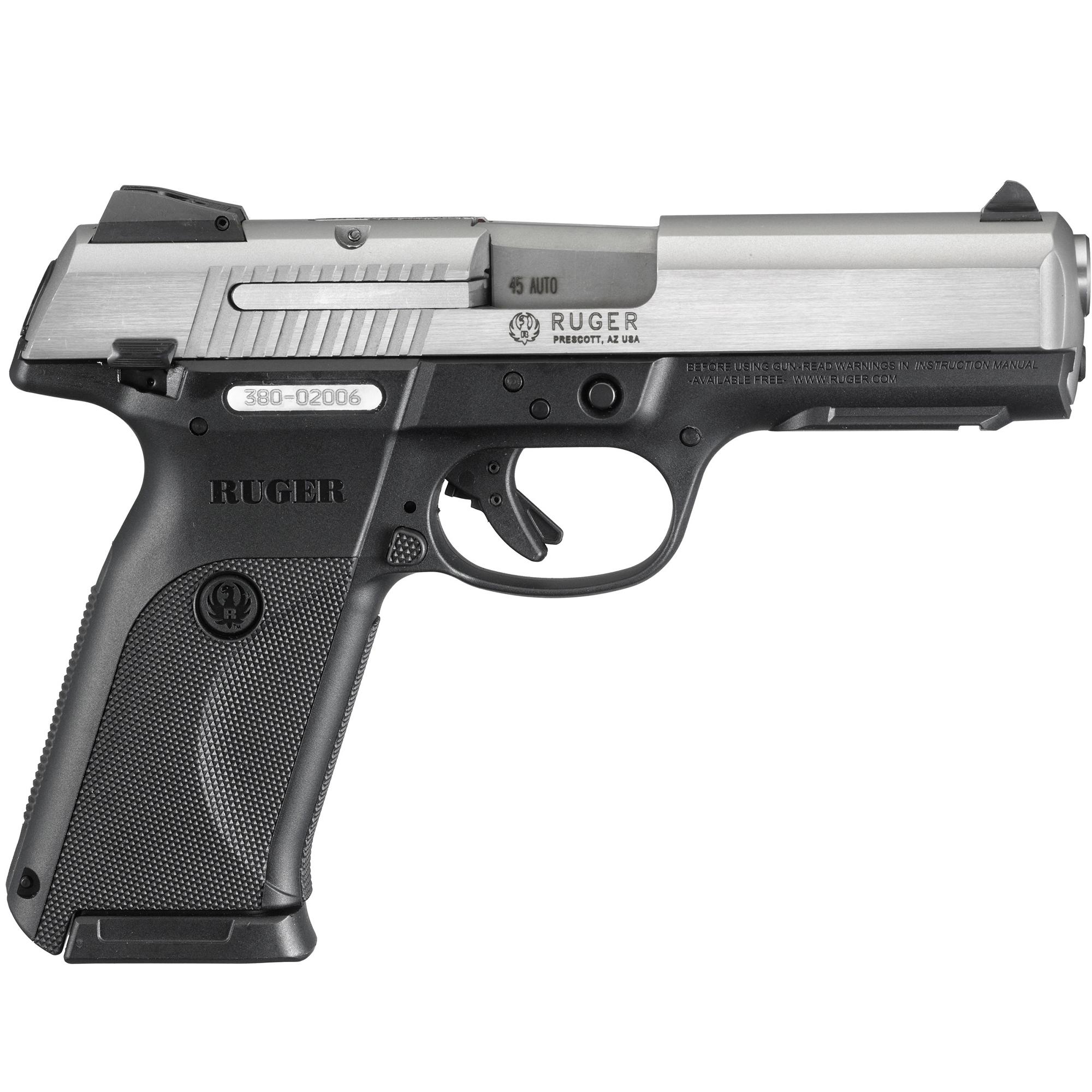 Ruger SR45 Handgun