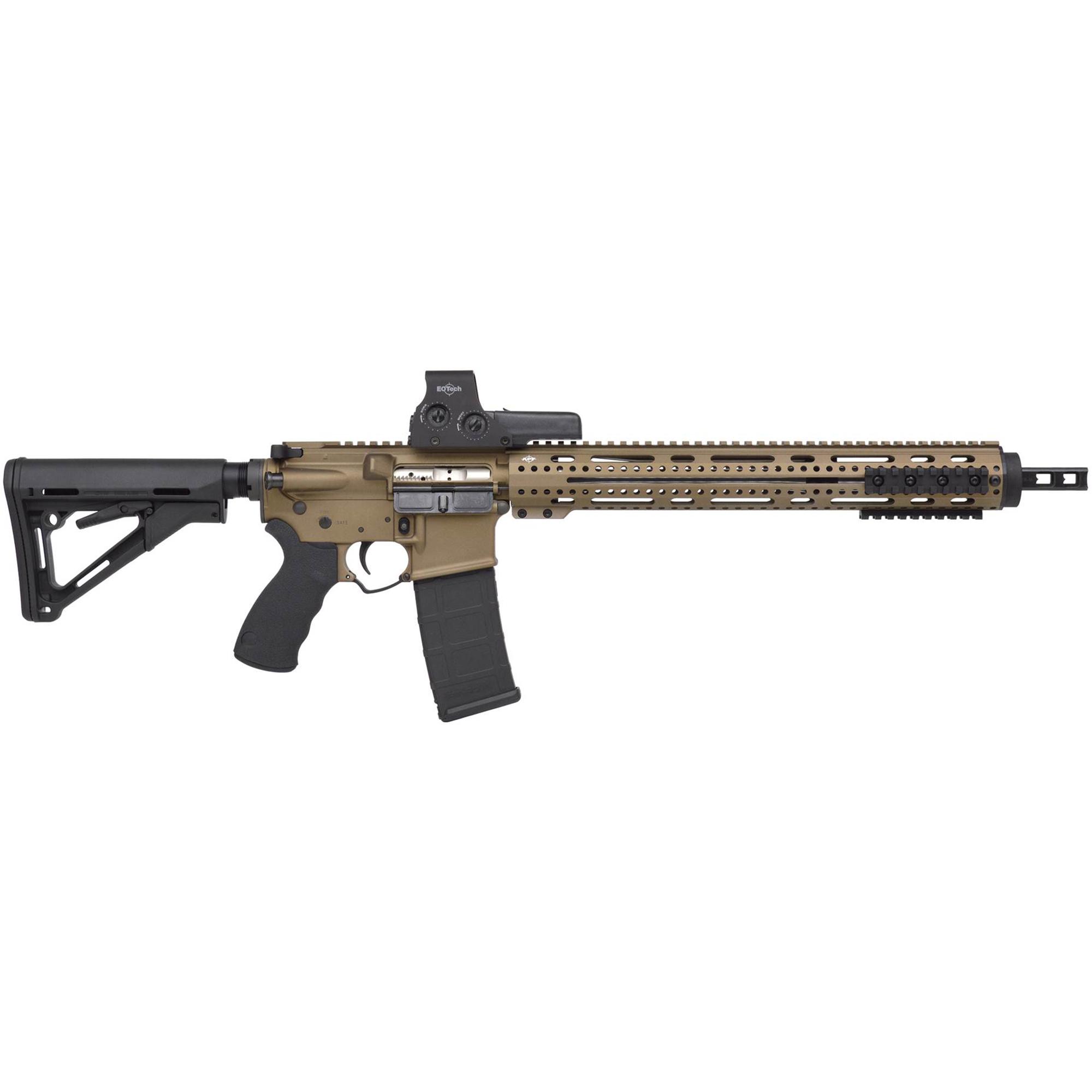 Alex Pro Firearms Match Carbine EOTECH Centerfire Rifle Package, Bronze thumbnail
